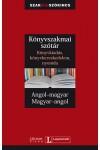 Könyvszakmai szótár - Angol-magyar, magyar-angol (Szakmai szókincs)