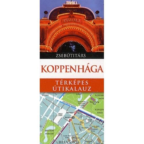 Koppenhága - Térképes útikalauz (Zsebútitárs)