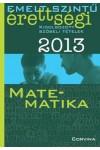 Emelt szintű érettségi - 2013 - Kidolgozott szóbeli tételek - Matematika