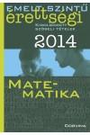 Emelt szintű érettségi - 2014 - Kidolgozott szóbeli tételek - Matematika
