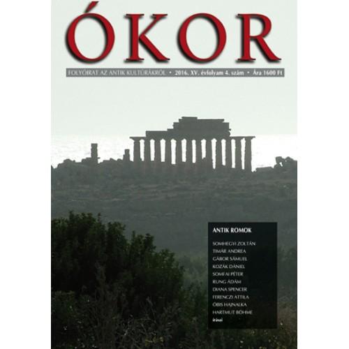 Ókor 2016/4 Antik romok