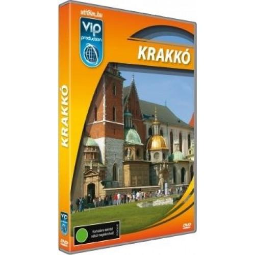 Krakkó - Útifilmek nemcsak utazóknak (DVD) *