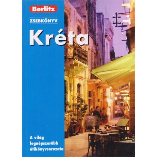 Kréta (Berlitz zsebkönyv)