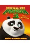 Kung Fu Panda 3. - Eljött a Pandák Ideje - Könyv a film alapján (keménytáblás)