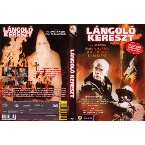 Lángoló kereszt (DVD)