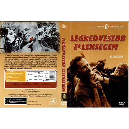Legkedvesebb ellenségem (DVD)