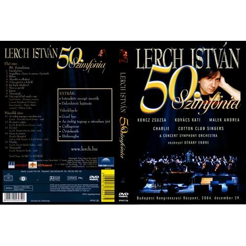 Lerch István 50. Szimfónia (DVD)