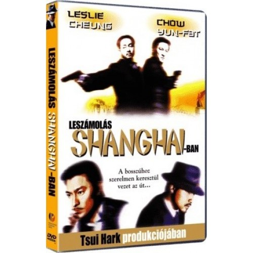 Leszámolás Shanghaiban (DVD)