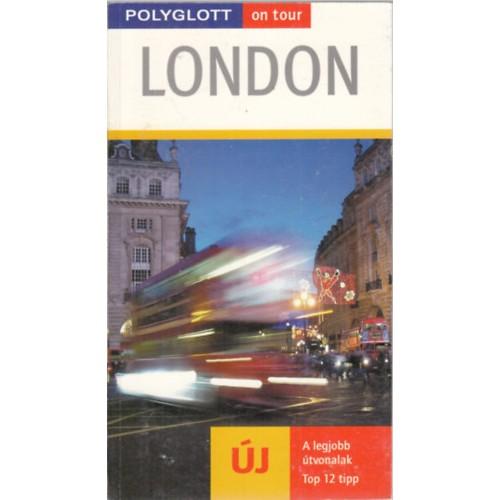 London - Polyglott on tour - A legjobb útvonalak - Top 12 tipp