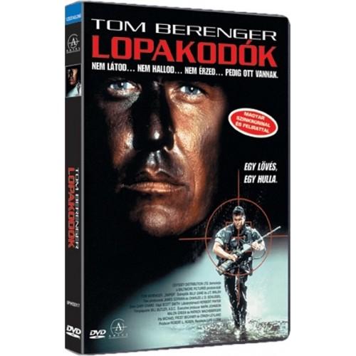 Lopakodók (DVD)
