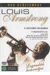 Louis Armstrong - A Satchmo legjobbja (Legendák koncertjei) (DVD)