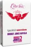 Love Box (Bridget Jones naplója 1-2, Igazából szerelem díszdoboz) (DVD)