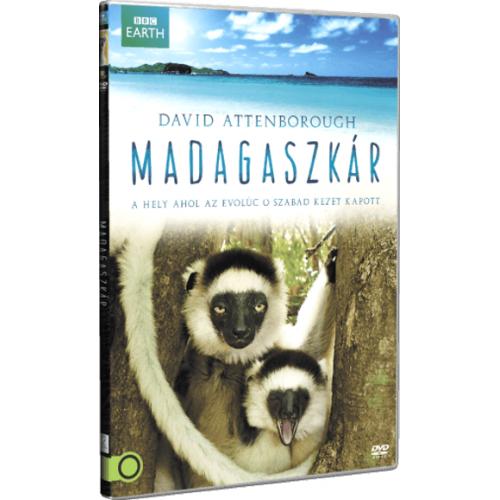 Madagaszkár (David Attenborough) (DVD)
