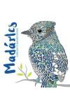 Madárles - Színezhető madárportrék (Felnőtt színező)