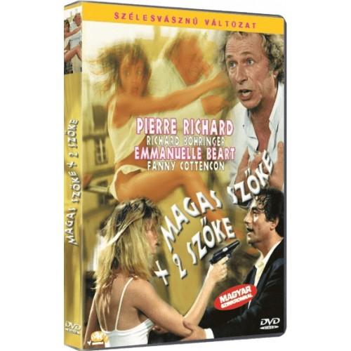 Magas szőke + 2 szőke (DVD)