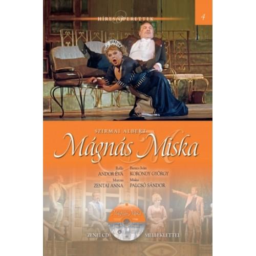 Mágnás Miska (Híres operettek 4.) - zenei CD melléklettel