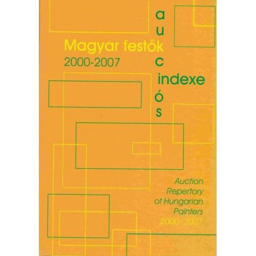 Magyar festők aukciós indexe 2000-2007