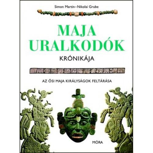 Maja uralkodók krónikája, Móra kiadó, Életrajz