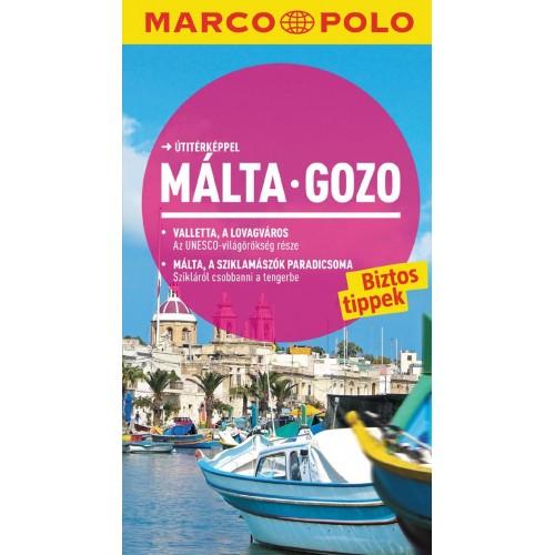 Málta - Gozo (Új Marco Polo)