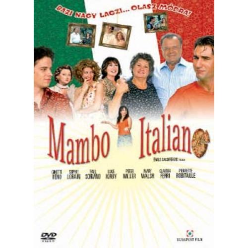 Mambo Italiano - Bazi Nagy Lagzi Olasz Módra (DVD)