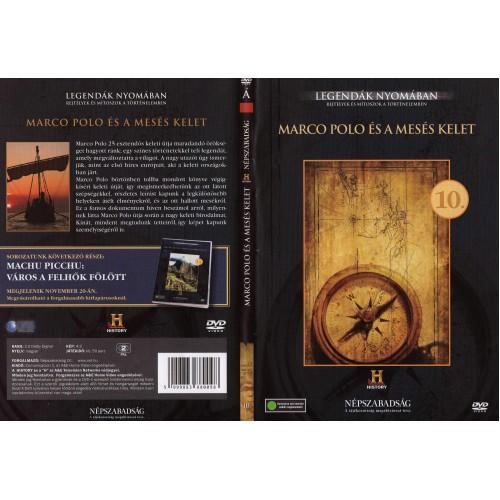 Marco Polo és a mesés Kelet - Legendák nyomában 10. (DVD) *