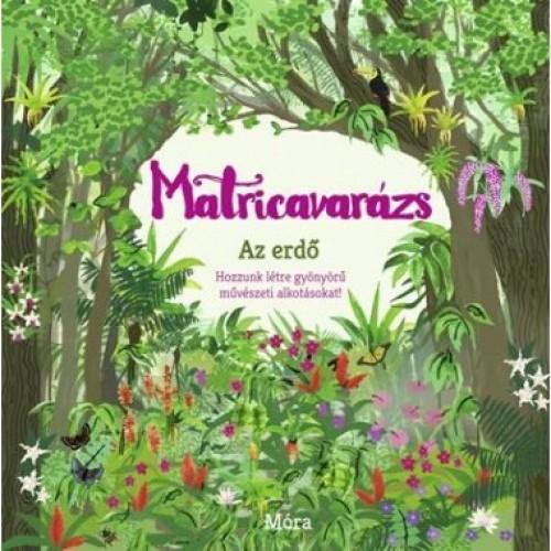 Matricavarázs - Az erdő - Több mint 1000 matrica
