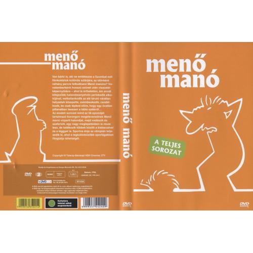 Menő manó - A teljes sorozat (DVD) *