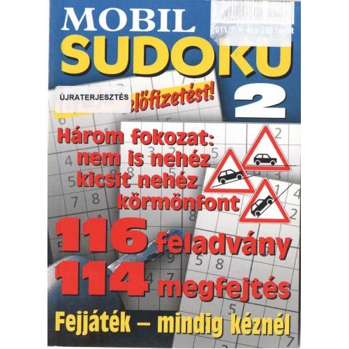 Mobil sudoku 2011/2