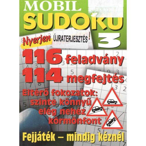 Mobil sudoku 2011/3