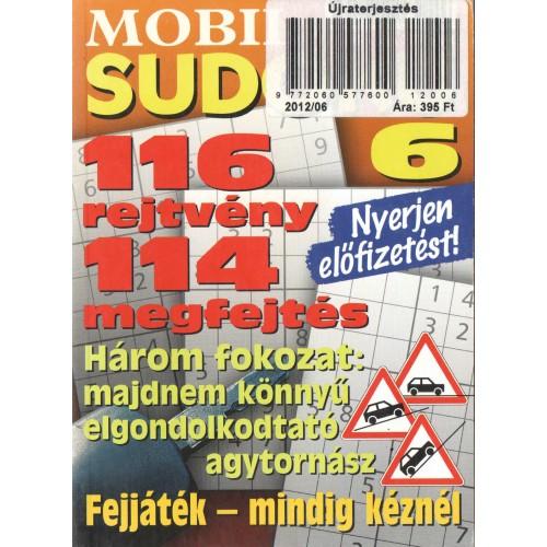 Mobil sudoku 2012/6