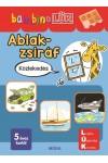 Ablak-Zsiráf - 5 éves kortól - Közlekedés - BambinoLÜK