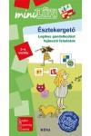 Észtekergető 3-4. osztály - Logikus gondolkodást fejlesztő feladatok - MiniLÜK