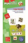 Légy észnél! 3-4. osztály - Logikus gondolkodást fejlesztő feladatok - MiniLÜK