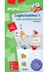 Logikai bukfenc 1. - Logikai gondolkodást fejlesztő feladatok - 2. osztály  - MiniLÜK