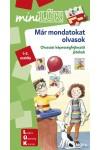 Már mondatokat olvasok 1-2. osztály - Olvasási képességfejlesztő játékok - MiniLÜK