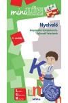 Nyelvelő 4. osztály - Anyanyelvi kompetencia-fejlesztő feladatok - MiniLÜK