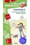 Számkirály 2. - Matematikai gondolkodást fejlesztő feladatok - 2. osztály - MiniLÜK
