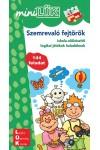 Szemrevaló fejtörők - Iskola-előkészítő logikai játékok haladóknak - MiniLÜK