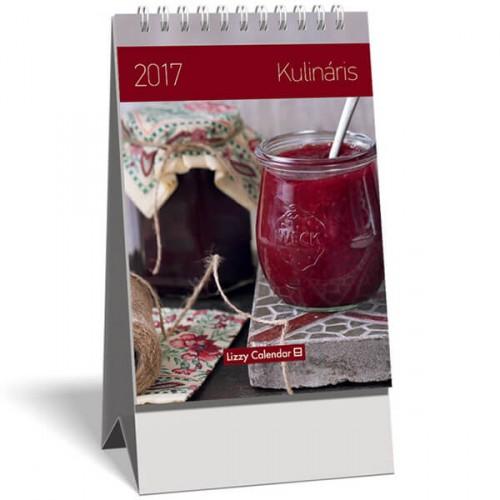 Kulináris 2017 asztali naptár