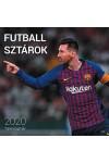 Futball sztárok - Képes falinaptár (nagy) 2020