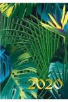 Határidőnapló (Tropical) - Zsebnaptár 2020