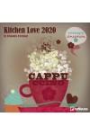 Kitchen Love falinaptár (nagy) 2020