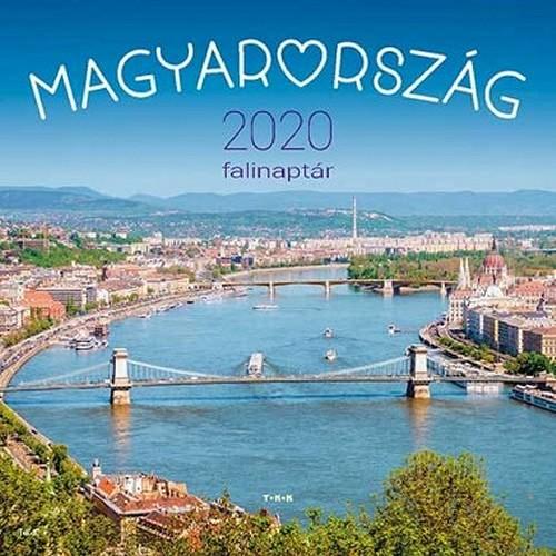 Magyarország - Képes falinaptár (nagy) 2020