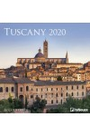 Tuscany falinaptár (nagy) 2020