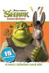Dreamworks Shrek - kifestőfüzet matricákkal
