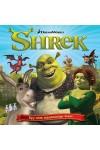 Dreamworks Shrek - mesekönyv