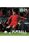 Futball - Képes falinaptár (nagy) 2021