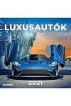Luxusautók - Képes falinaptár (nagy) 2021