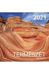 Természet - Képes falinaptár (nagy) 2021