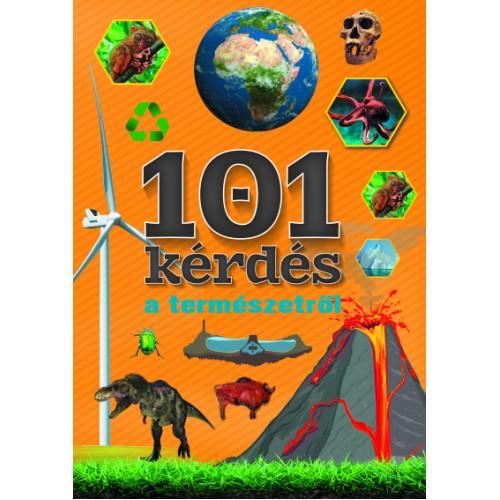 101 kérdés a természetről (sárga)